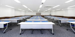JEC日本研修センター神戸元町 会議室・レンタルスペース会議室 大会議室の画像