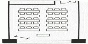 神戸市産業振興センター 貸し会議室 会議室・レンタルスペース会議室 会議室802の画像