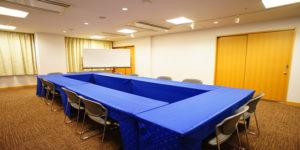 神戸プラザホテル 会議室・レンタルスペース会議室 プラザホール タイプ1,2の画像