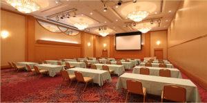 三田ホテル 会議室・レンタルスペース会議室 花の間 1/3の画像