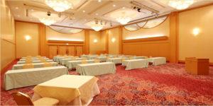 三田ホテル 会議室・レンタルスペース会議室 花の間 全室の画像