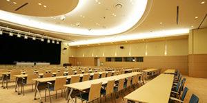株式会社ニチイ学館 神戸ポートアイランドセンター 貸し会議室 会議室・レンタルスペース会議室 大会議室A・Bの画像