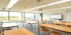 TOTOシーウィンド淡路 会議室・レンタルスペース会議室 レクチャールームの画像