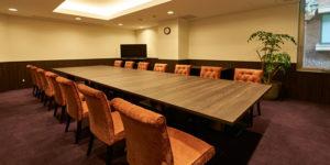 ホテル竹園芦屋 会議室・レンタルスペース会議室 2階多目的ルームの画像