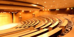 ホテルフクラシア大阪ベイ (旧 ホテルコスモスクエア国際交流センター) ・レンタルスペース (講堂)