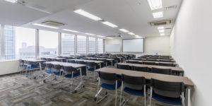 リファレンス大阪駅前第4ビル ・レンタルスペース (会議室2301)