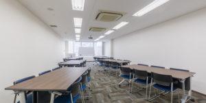 リファレンス大阪駅前第4ビル ・レンタルスペース (会議室2302)