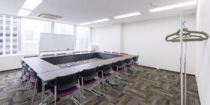 リファレンス大阪駅前第4ビル ・レンタルスペース (会議室2303)